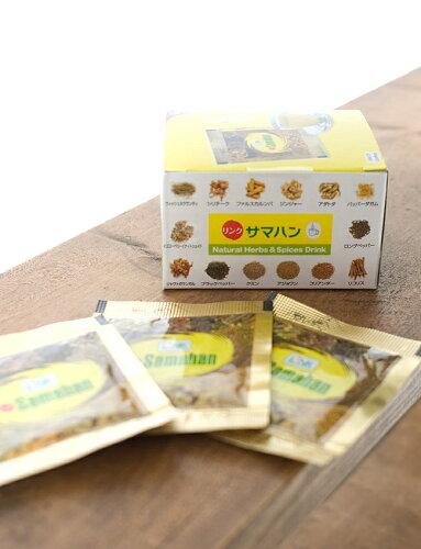 インスタント アーユルヴェーダ ティー サマハン - Samahan 【送料無料&あす楽...