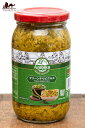 インドのピクルス (アチャール) グリーン チリ 【RAJ】 / インド料理 RAJ(ラジ) クイック 時短 調味料 アジアン食品 エスニック食材 1
