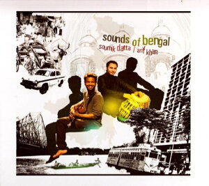 sounds of bengal soumik datta and arif khan CD / weavers studio タブラ インド インド音楽 民族音楽