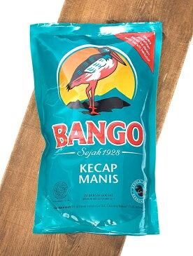 ケチャップマニス・エコパック (甘口醤油) Kicap Manis Eco Pack 【BANGO】 / 甘醤油 ブラックソイソース インドネシア レビューでタイカレープレゼント あす楽