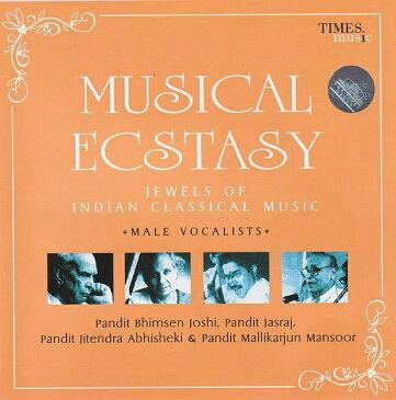 MUSICAL ECSTASY-Male Vocalists / cd あす楽