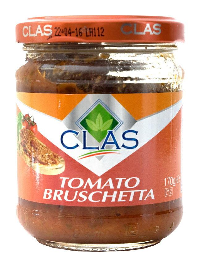 トマトブルスケッタ Tomato Bruschtta 【CLAS】 / イタリア料理 クスクス CLAS(クラス) ヨーロッパ 食品 食材 アジアン食品 エスニック食材