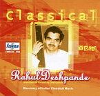 cd Classical Vocal Rahul Deshpande Fountain Music / あす楽