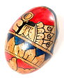 エッグシェイカー 【レビューで200円クーポン進呈&あす楽】 打楽器 民族楽器 バリ インド アジア エスニック
