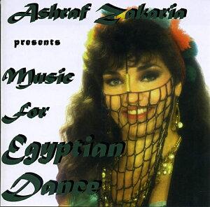 Music For Egyptian Dance Ashraf Zakaria & Sahra Saeeda / ベリーダンス CD Belly dance 中東 Layali Yasmine Productions トルコ エジプト アラビア