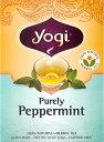 ピュアリーペパーミント Purely Pepper Mint【Yogi tea ヨギティー】 / ハーブティー オーガニック ヨガ テ...