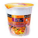 〔Thai Choice〕手軽に楽しめるタイの味 カップ入りインスタントヌードル トムヤムココナッツヌードル / タイチョイス TOM YUM THAI CHOICE お買い得 お試し 食品 食材 まとめ買い アジアン食品 エスニック食材