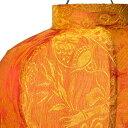 ベトナム伝統のホイアン ランタン(提灯) 丸型(小) / ランターン イベント ランプシェード お祭り ちょうちん ホイアンランタン インテリア アジアン エスニック インド 雑貨 2