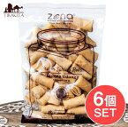 【6個セット】シュリンプロール オリジナル Sunpia Udang 【Zona】 / インドネシア お菓子 海老 スナック タイ アジアン食品 エスニック食材