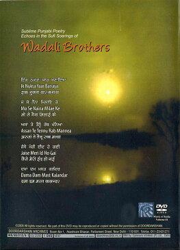 Wadali Brothers Volume 2 / 古典声楽 映画 dvd あす楽