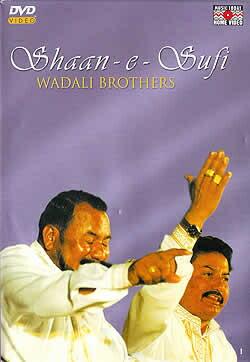 SHAAN-E-SUFI Wadali Brothers / インド古典音楽 2006 インド映画 あす楽
