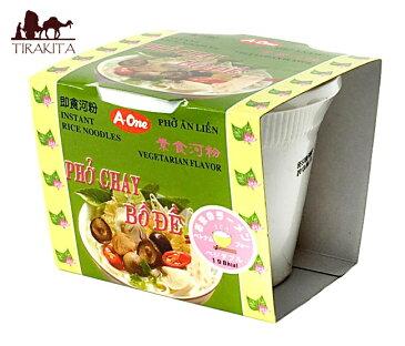 ベトナム料理 調味料 ベトナム・フォー インスタント カップ 【A-One】 ベジタブル味 A-One(エーワン) / あす楽