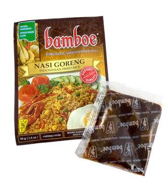 ナシゴレンの素 NASI GORENG 【bamboe】 インドネシア料理 / バリ あす楽
