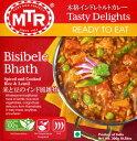 Bisibele Bhath 豆とスパイスの炊き込みご飯 / レトルトカレー MTR インド料理 ウラド豆 アジアン食品 エスニック食材