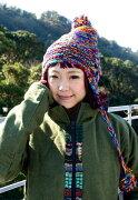 ウールンニット ミックス クーポン ネパール エスニック ファッション