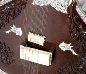 シタール+グラスファイバーケース 【送料無料&あす楽】 楽器 Sitar インド 弦楽器 民族楽器 アジア エスニック