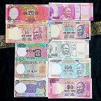 インドのこども銀行【1ルピー札】 / おもちゃ 紙幣 ガンジー ガンディ アジア トイ エスニック 雑貨