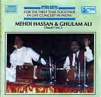 Mehdi Hassan and Ghulam Ali Ghazal Vol. 3 / Hindusthan Musical インド音楽CD ボーカル 民族音楽