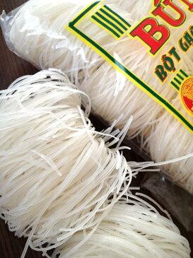 ブン (細麺ライスヌードル) ポーションタイプ BUN 【BICH CHI】 / CHI ベトナム料理 ビーフン あす楽