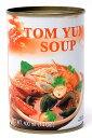 【トムヤム】 トムヤムスープ缶 【Orient Gourmet】 / トムヤムクン 缶詰 Gourmet(オリエント グルメ) インド レトルト カレー エスニック アジアン 食品 食材 食器