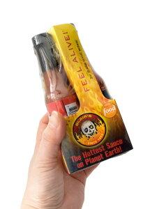 激辛!!ジョロキアソース‐地球上でもっとも辛いソース4種セットThe Hottest Sauc Set of on Planet Earth 【BLAIRs】 【レビューで200円クーポン進呈&あす楽】 デスソース