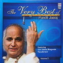 The Very Best of Pandit Jasraj Vol.2(MusicCD) / ジャスラジ 声楽 古典 cd あす楽