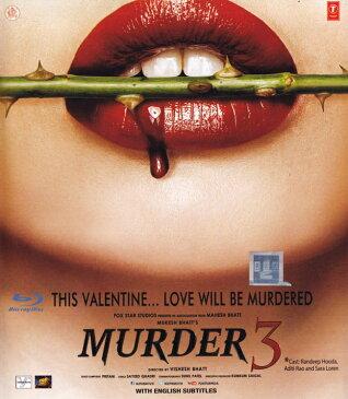 MURDER3 BD / インド映画 2013 ブルーレイ DVD CD