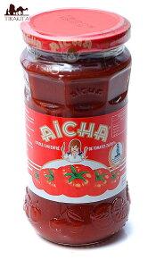 濃縮トマトペースト【Aicha】 / タジン モロッコ Aicha(アイシャ) 中近東 アラブ トルコ 食品 食材 アジアン食品 エスニック食材