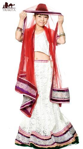 インドのレヘンガ ドレス ウェディング レンガ サリー ...