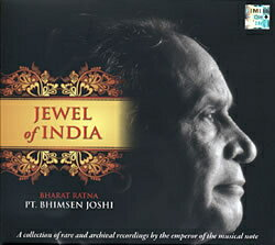 Jewel of India Bhimsen Joshi 4CDs / cd あす楽