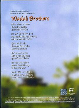 Wadali Brothers Volume 1 / 古典声楽 映画 dvd あす楽