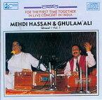 Mehdi Hassan and Ghulam Ali Ghazal Vol. 1 / Hindusthan Musical インド音楽CD ボーカル 民族音楽