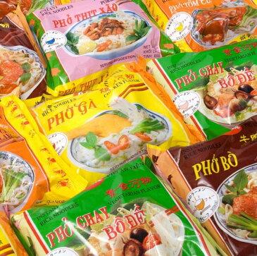ベトナム フォー 【A-One】 インスタント 麺(袋) 5個セット / ベトナム料理 インスタント麺 あす楽