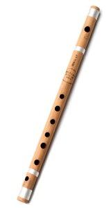 バンスリ(BASS G管) 【送料無料&レビューで300円クーポン進呈&あす楽】 フルート 楽器 Bansli インド 管楽器 民族楽器 アジア エスニック