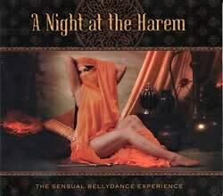 ワールドミュージック, その他 A Night at the Harem CD Belly Dance