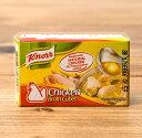 インド雑貨・アジア雑貨-TIRAKITAで買える「チキン キューブ フィリピン 20g Chicken Broth Cubes 【KNORR】 / スープストック チキンキューブ 鶏がらスープ あす楽」の画像です。価格は120円になります。
