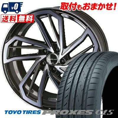 245/40R18 97W TOYO TIRES トーヨー タイヤ PROXES C1S プロクセスC1S AME MODELART REVIVER-monoblock AME モデラート リヴァイバー モノブロック サマータイヤホイール4本セット