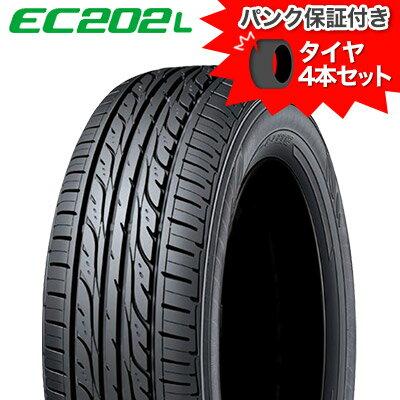 タイヤ・ホイール, サマータイヤ EC202L 20560R16 92H DUNLOP EC202L 4 2
