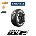 送料無料 EAGLE RV-F 225/60R17 99H 1本価格 新品夏タイヤ グッドイヤー イーグル RVF