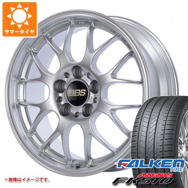 タイヤ・ホイール, サマータイヤ・ホイールセット  24550R18 104Y XL FK510 BBS RG-R 8.0-18 4