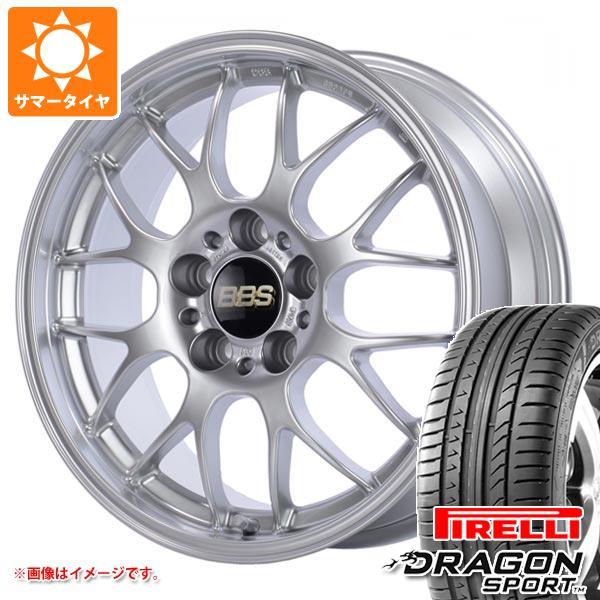 タイヤ・ホイール, サマータイヤ・ホイールセット  24540R19 98W XL BBS RG-R 8.5-19 4