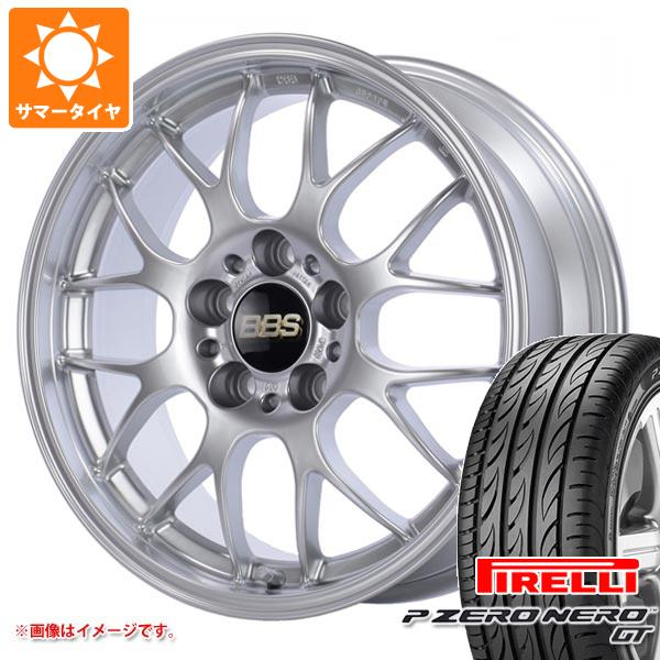 タイヤ・ホイール, サマータイヤ・ホイールセット  23545R18 98Y XL P GT BBS RG-R 8.0-18 4