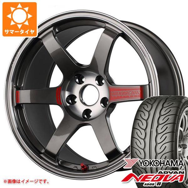タイヤ・ホイールセット, サマータイヤ・ホイールセット  24540R18 93W AD08 R TE37 SL 8.5-18 4