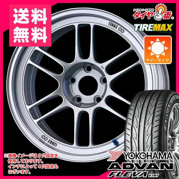 ENKEI ホイール1本 Racing RPF1 RPF1 9.0-18 エンケイ レーシング