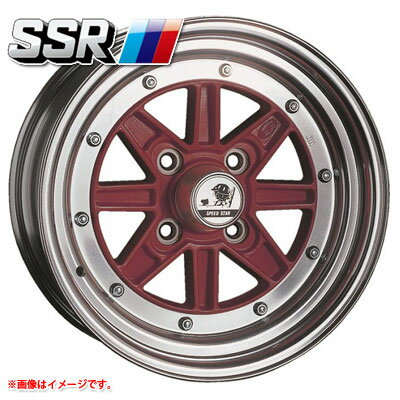 タイヤ・ホイール, ホイール SSR 8.0-14 1 SPEED STAR MK-3