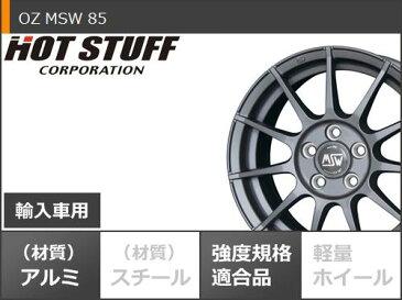 BMW E84 X1用 スタッドレス ヨコハマ アイスガードシックス iG60 225/45R18 95Q XL OZ MSW 85 マットチタニウムテック タイヤホイール4本セット