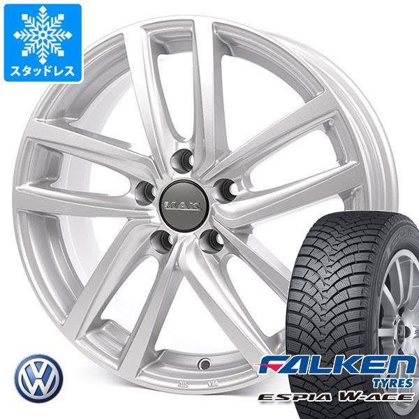 タイヤ・ホイールセット, スタッドレスタイヤ・ホイールセット VW 3C 21555R17 94H MAK 4