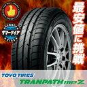 235/50R18 101V トーヨー タイヤ TRANPATH mpZ TOYO TIRES トラ...