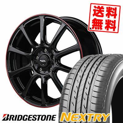 205/60R16 92H BRIDGESTONE ブリヂストン NEXTRY ネクストリー Rapid Performance ZX10 ラピッド パフォーマンス ZX10 サマータイヤホイール4本セット【取付対象】