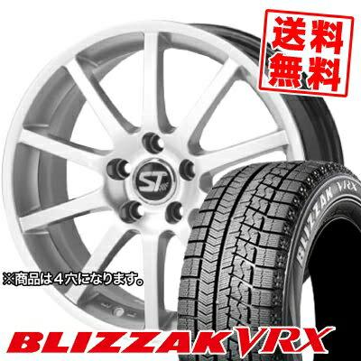 タイヤ・ホイール, スタッドレスタイヤ・ホイールセット 17565R15 84Q BRIDGESTONE BLIZZAK VRX VRX SPORTTECHNIC MONO10 VISION EU2 10EU2 4 for ALFA ROMEO